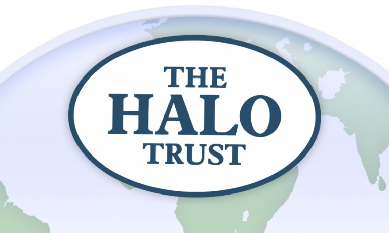 The HALO Trust and Google Earth